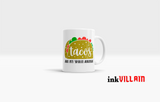 Tacos Are My Spirit Animal Coffee Mug