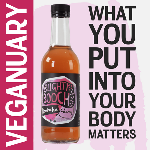Veganuary Put into your Body matters