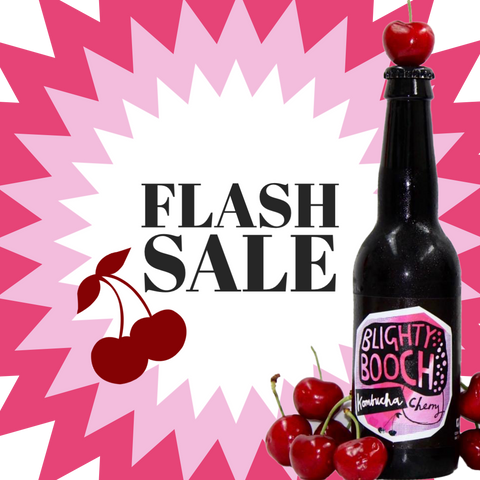 Cherry Flash Sale