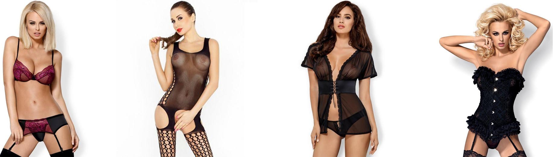 All our Lingerie products