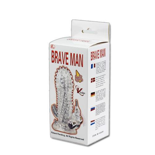 BAILE|BAILE FOR HIM - LY-BAILE BRAVE MAN PENIS EXTENSION
