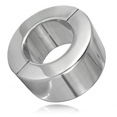 ANILLO TESTICULOS  ACERO INOXIDABLE 30MM - Lust4You