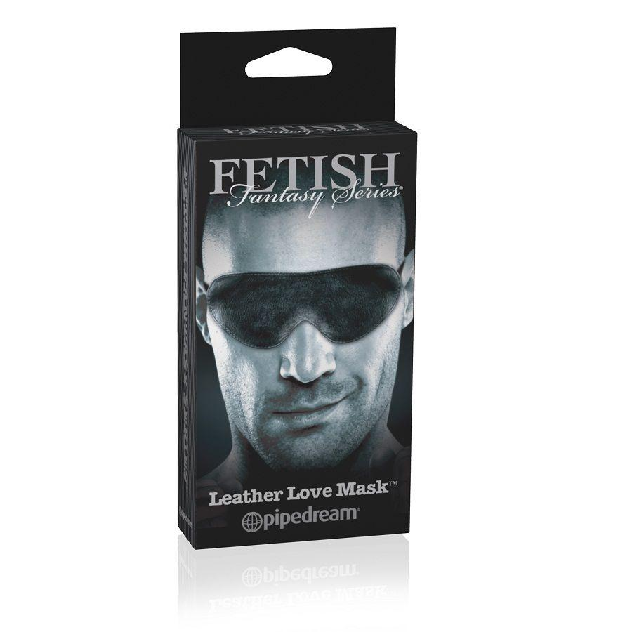 BDSM, Masks - ¡ FETISH FANTASY LIMITED EDITION SATIN LOVE MASK