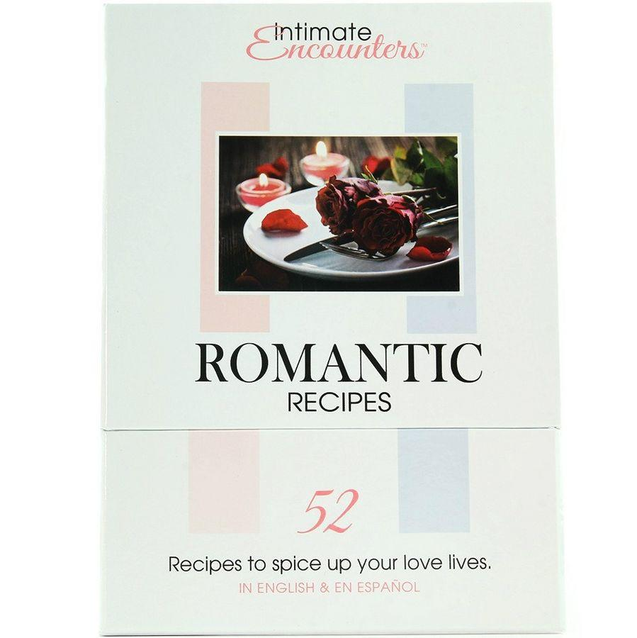 For Couples, Games - 52 ROMANTIC RECIPES TO SPICE UP YOUR LIVES LIVES ES/EN