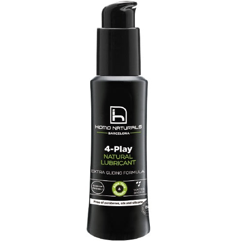 For Couples, Lube - 4-PLAY NATURAL LUBRICANT 100ML