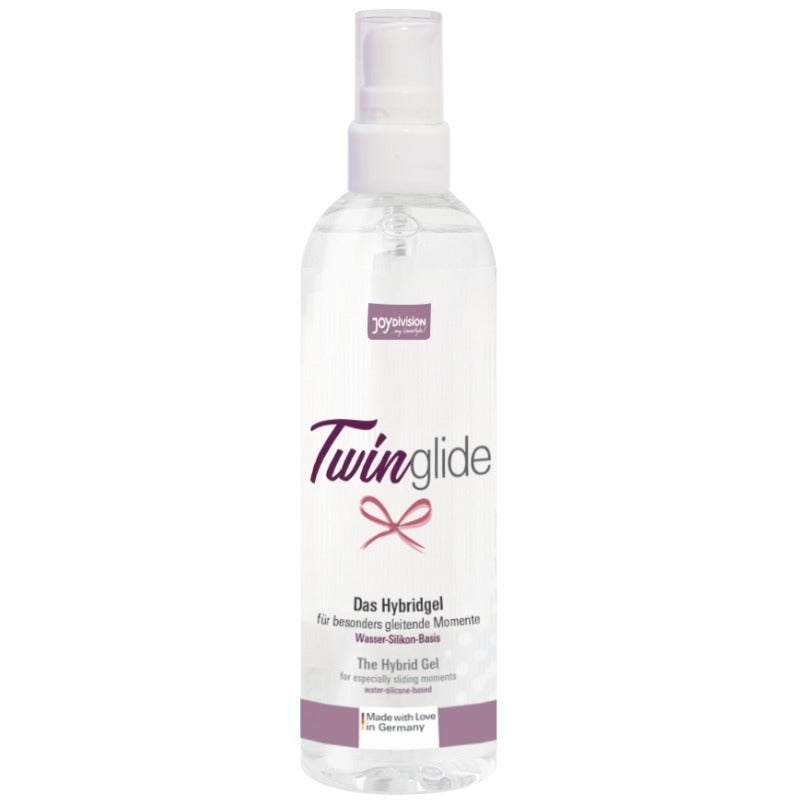 AQUAGLIDE - TWINGLIDE WATER AND SILICONE BASED - 100 ML - Lust4You