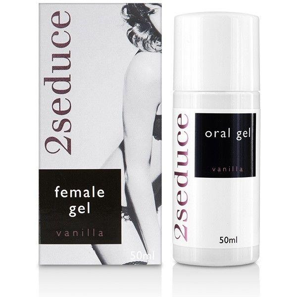 2SEDUCE GEL ORAL 50ML - Lust4You
