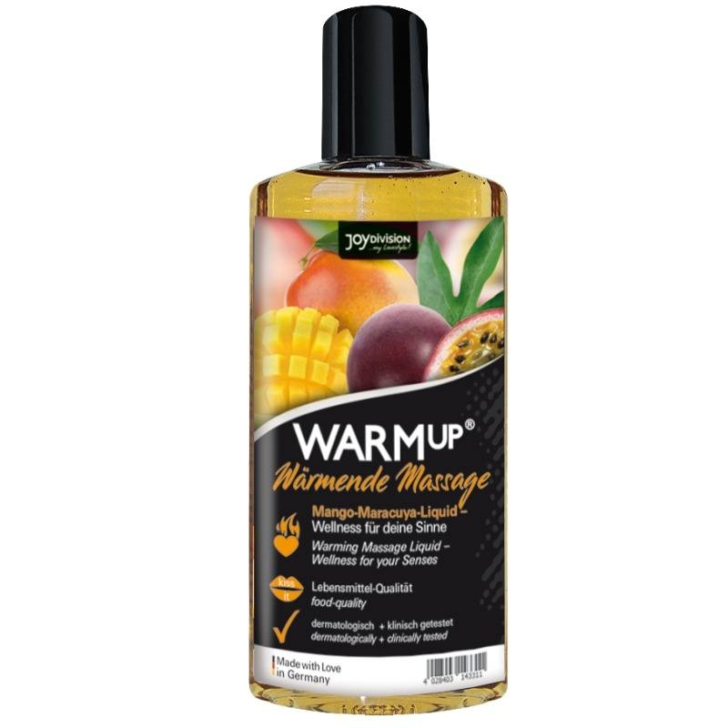 AQUAGLIDE - WARMUP MASSAGE OIL - 150 ML - Lust4You