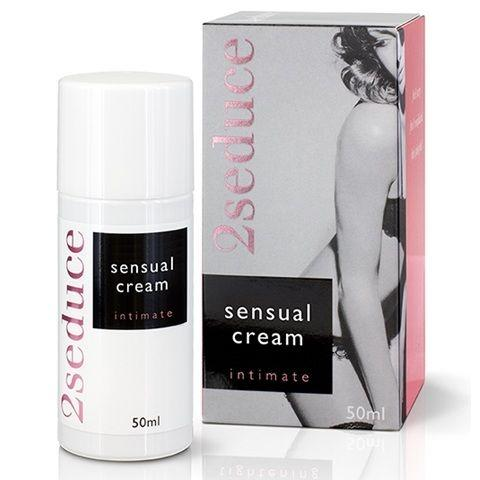 2SEDUCE INTIMATE SENSUAL CREAM - Lust4You