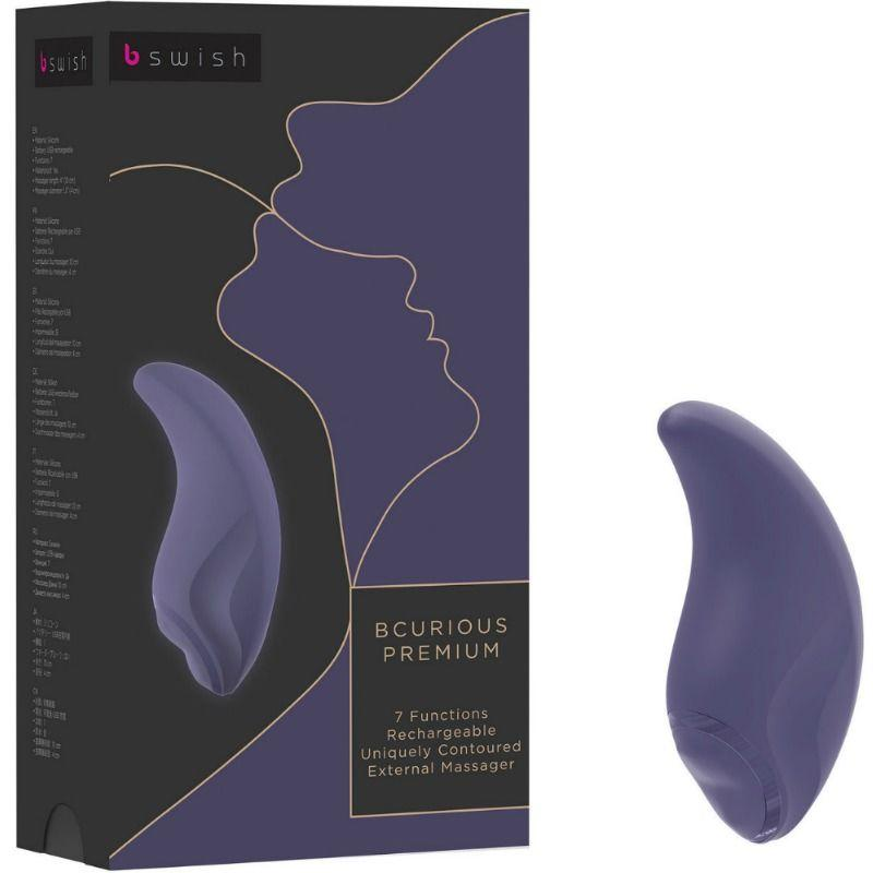 For Her, Vibrators - BSWISH BCURIOUS MASSAGER PREMIUM