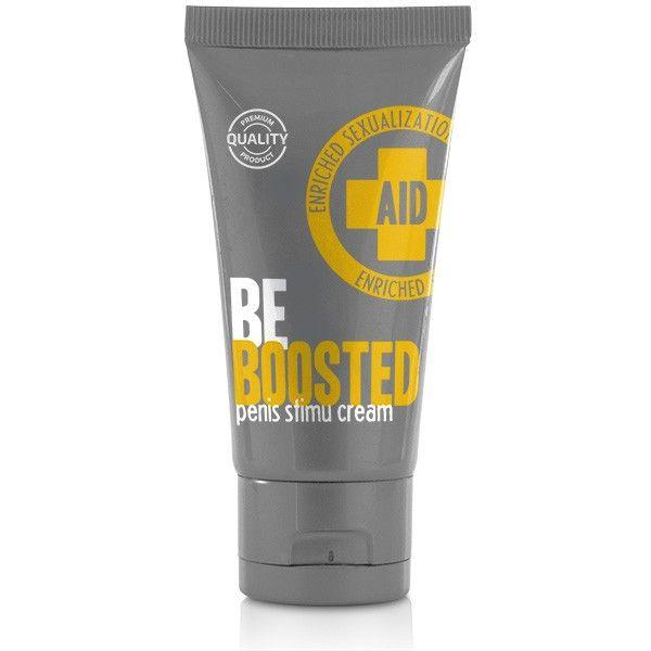 AID BE BOOSTED PENIS STIMU CREAM 45 ML - Lust4You