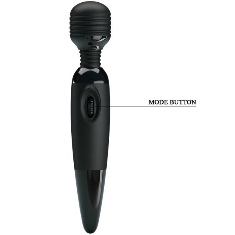 BAILE SENSUAL MASSAGER INTERCHANGEABLE HEAD - Lust4You