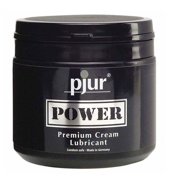 PJUR POWER PREMIUM CREAM LUBRICANT 500 ML