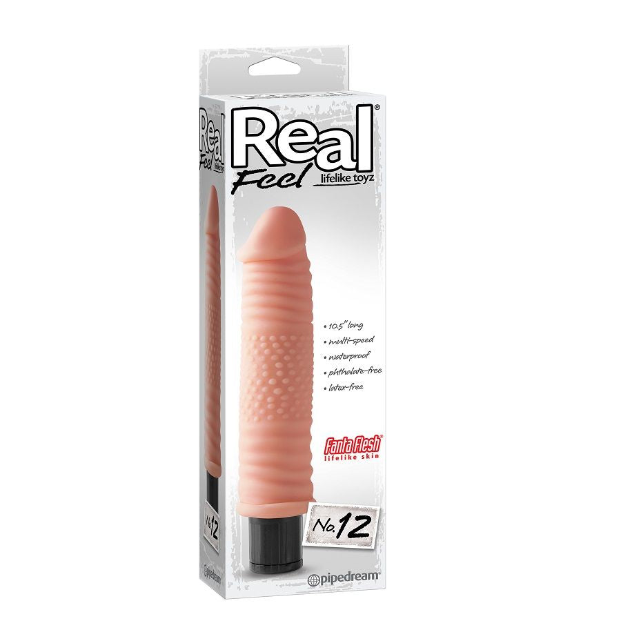 REAL FEEL LIFELIKE TOYZ NR 12
