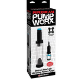 PUMP WORX DELUXE HEAD JOB VIBRATING POWER PUMP