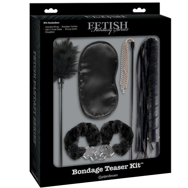FETISH FANTASY LIMITED EDITION BONDAGE TEASER KIT