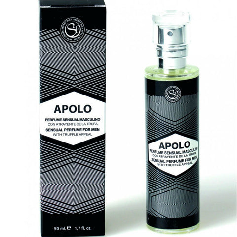 SECRET PLAY APOLO MALE PERFUME WITH PHEROMONES 50 ML