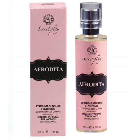 SECRETPLAY AFRODITA SENSUAL FEMALE PERFUME  50 ML