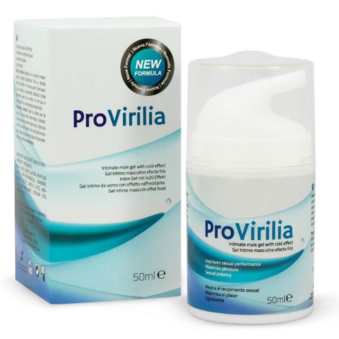 PROVIRILIA MALE INTIMATE GEL TO INCREASE SEXUAL PERFORMANCE