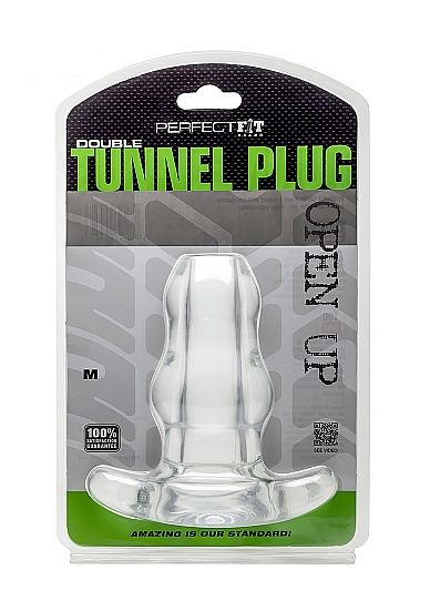 PERFECTFIT DOUBLE TUNNEL PLUG - MEDIUM