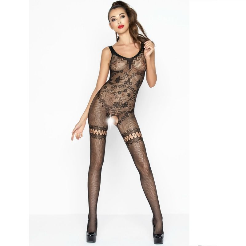 PASSION WOMAN BS045 BODYSTOCKING ONE SIZE