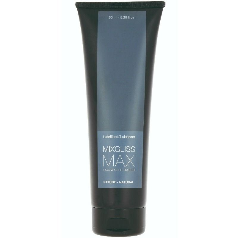 MIXGLISS MAX WATER BASED ANAL LUBRICANT 70ML