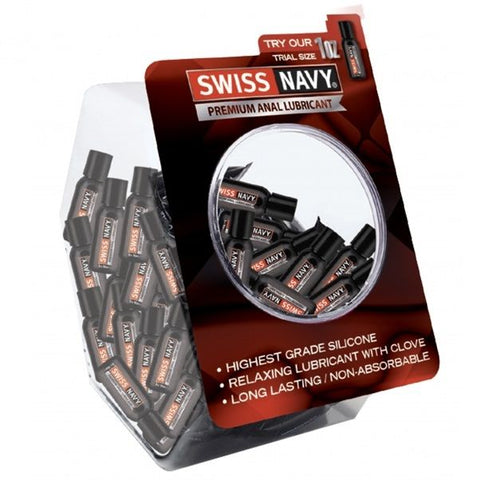 SWISS NAVY ANAL LUBE PREMIUM  20 UNITS 29.5ML