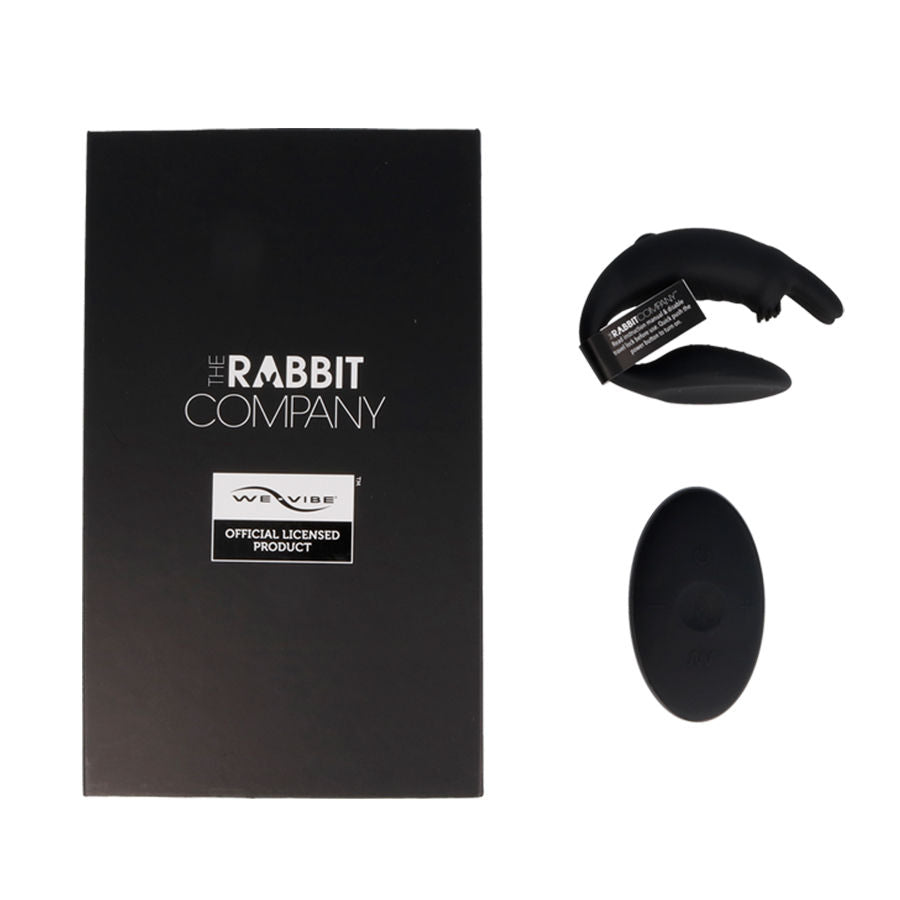 THE COUPLES RABBIT  BY WE VIBE WIRLESS