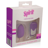 SPIRIT SMALL VIBRATING EGG REMOTE