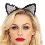 LEG AVENUE|LEG AVENUE ACCESORIOS - LEG AVENUE SEQUIN CAT EARS