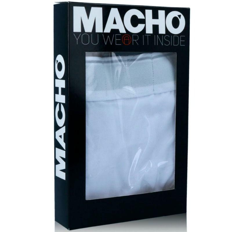 MACHO UNDERWEAR - MACHO - MS077 SPORT LONG BOXER