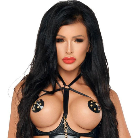 ME-SEDUCE - ME-SEDUCE NC050 NIPPLE COVERS ONE SIZE