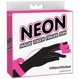PIPEDREAMS |NEON - NEON MAGIC TOUCH FINGER FUN