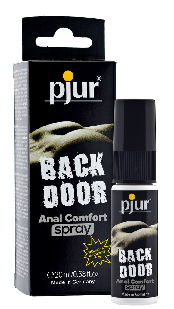 PJUR BACK DOOR ANAL COMFORT SPRAY