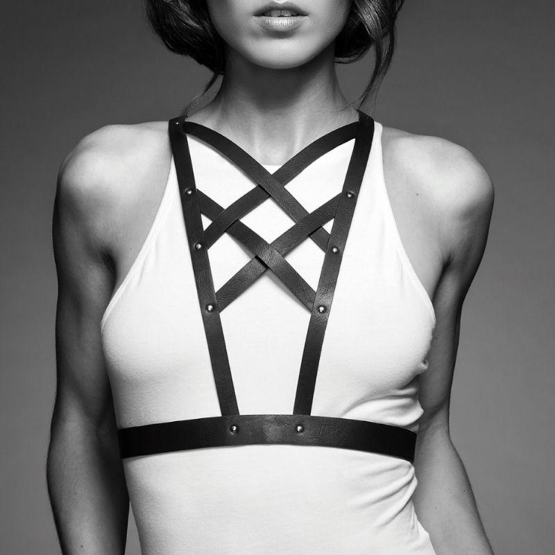 "<sale Value=""0"" /> - BIJOUX INDISCRETS MAZE CROSS CLEAVAGE HARNESS"
