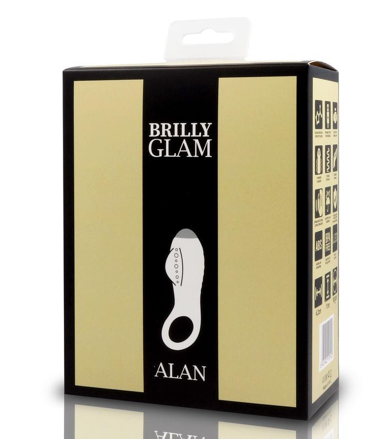 "<sale Value=""0"" /> - BRILLY GLAM ALAN COCK RING LUXE"