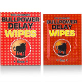 "<sale Value=""0"" /> - BULLPOWER DELAY WIPES ( 6 X 2 ML)"