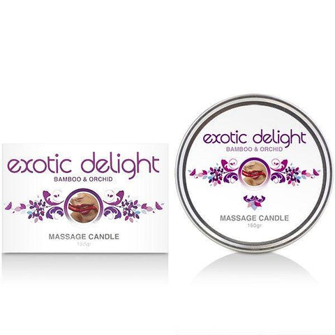 "<sale Value=""0"" /> - COBECO CANDLE EXOTIC DELIGHT 150GR"