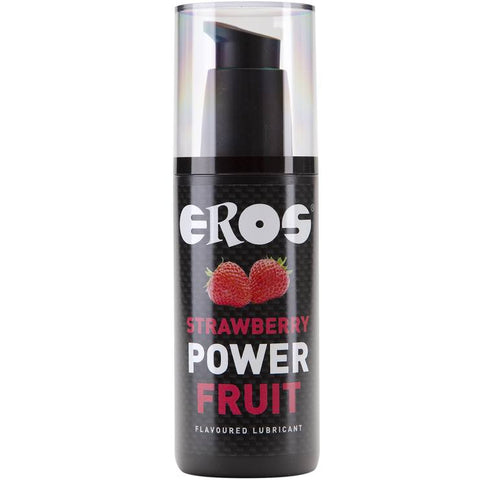"<sale Value=""0"" /> - EROS STRAWBERRY POWER FRUIT FLAVOURED LUBRICANT 125 ML"