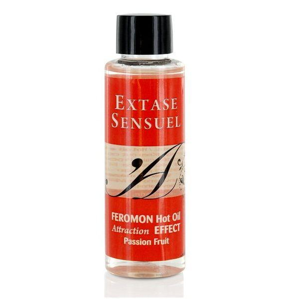 "<sale Value=""0"" /> - EXTASE SENSUEL FEROMON HOT OIL ATTRACTION EFFECT 100ml"
