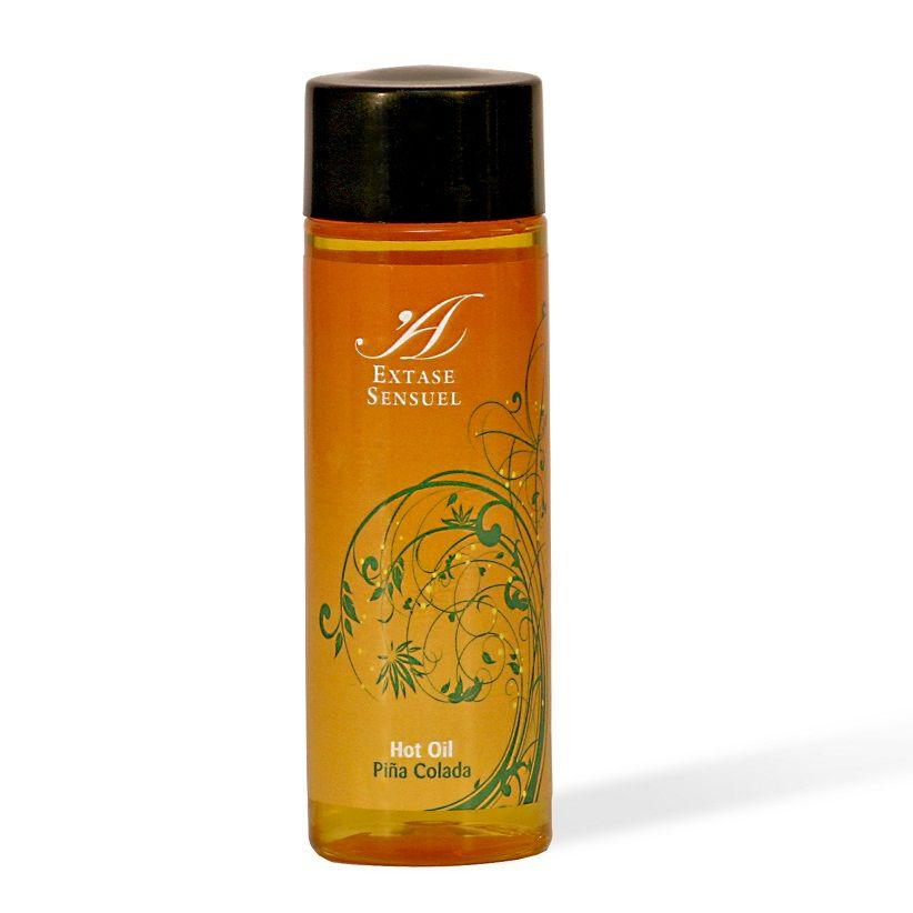 "<sale Value=""0"" /> - EXTASE SENSUEL HOT OIL 100ML"