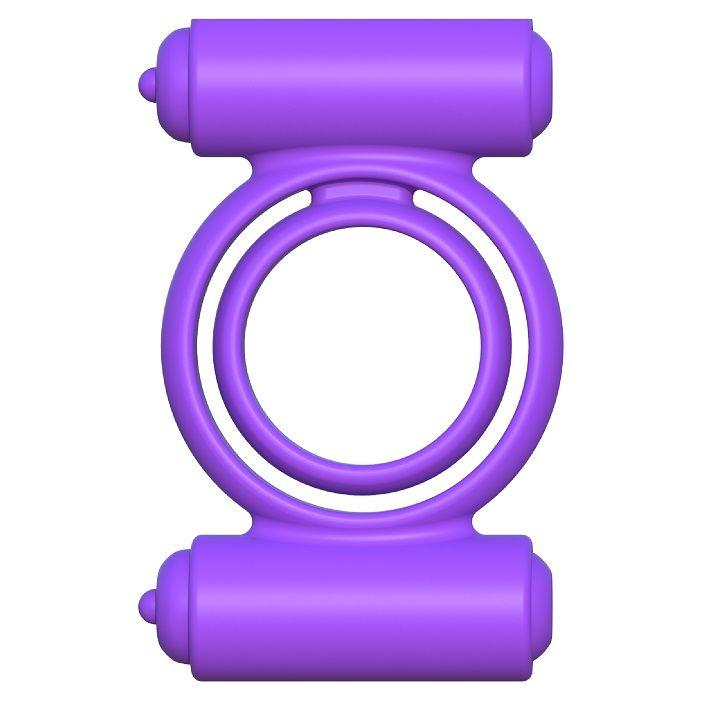 "<sale Value=""0"" /> - FANTASY C-RINGZ SILICONE DOUBLE DELIGHT"