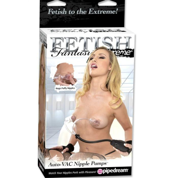 "<sale Value=""0"" /> - FETISH FANTASY EXTREME AUTO-VAC NIPPLE PUMPS"