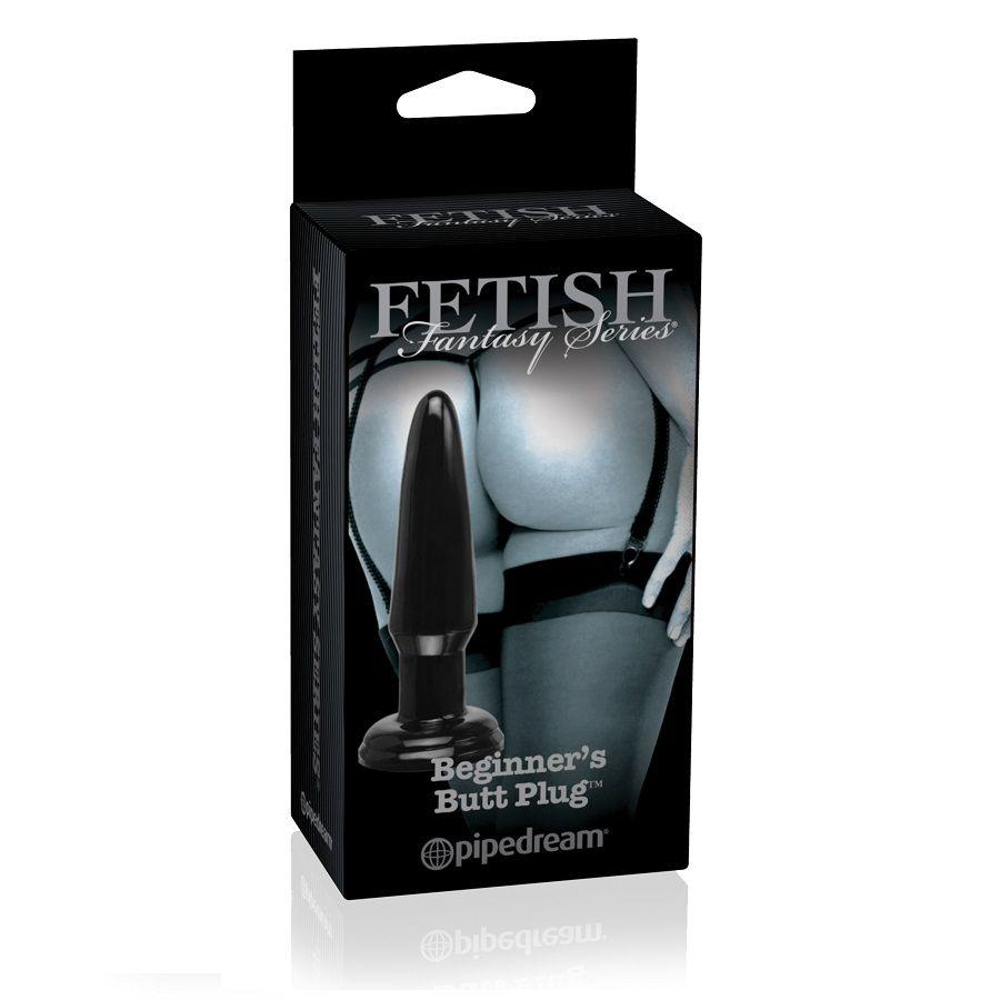 "<sale Value=""0"" /> - FETISH FANTASY LIMITED EDITION BEGGINERS BUTT PLUG 9 CM."