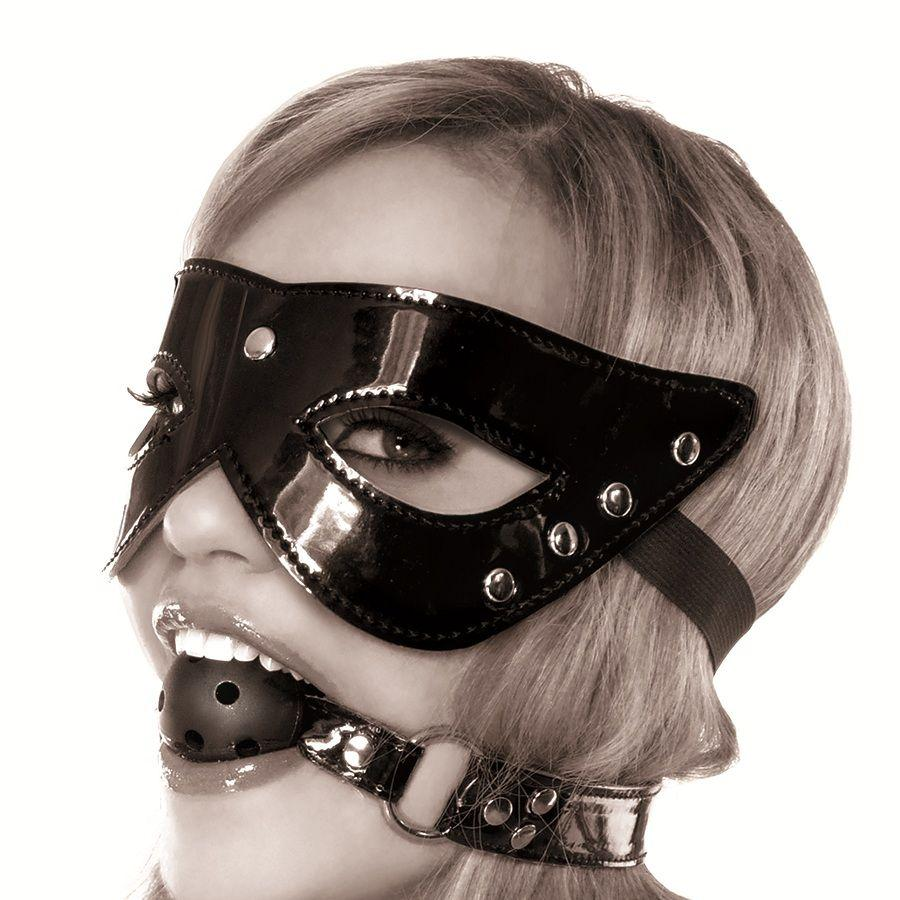 "<sale Value=""0"" /> - FETISH FANTASY LIMITED EDITION NASQUERADE MASK & BALL"