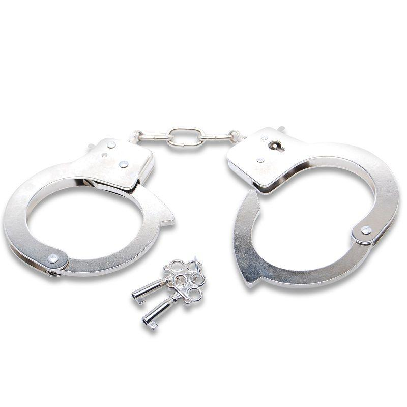 "<sale Value=""0"" /> - FETISH FANTASY OFFICIAL HANDCUFFS"