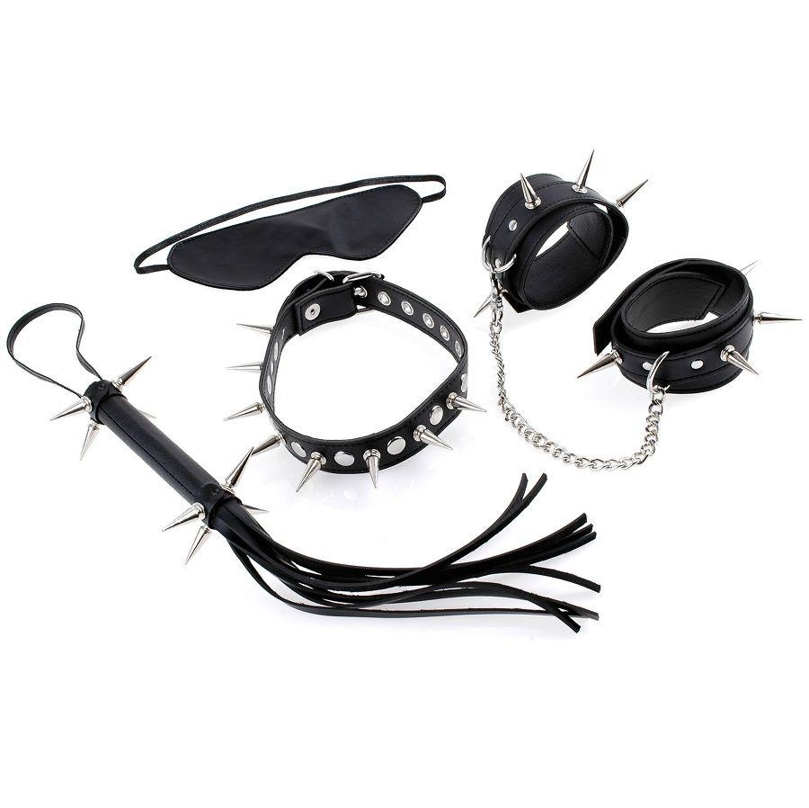 "<sale Value=""0"" /> - FETISH FANTASY ROCK HARD BONDAGE KIT"