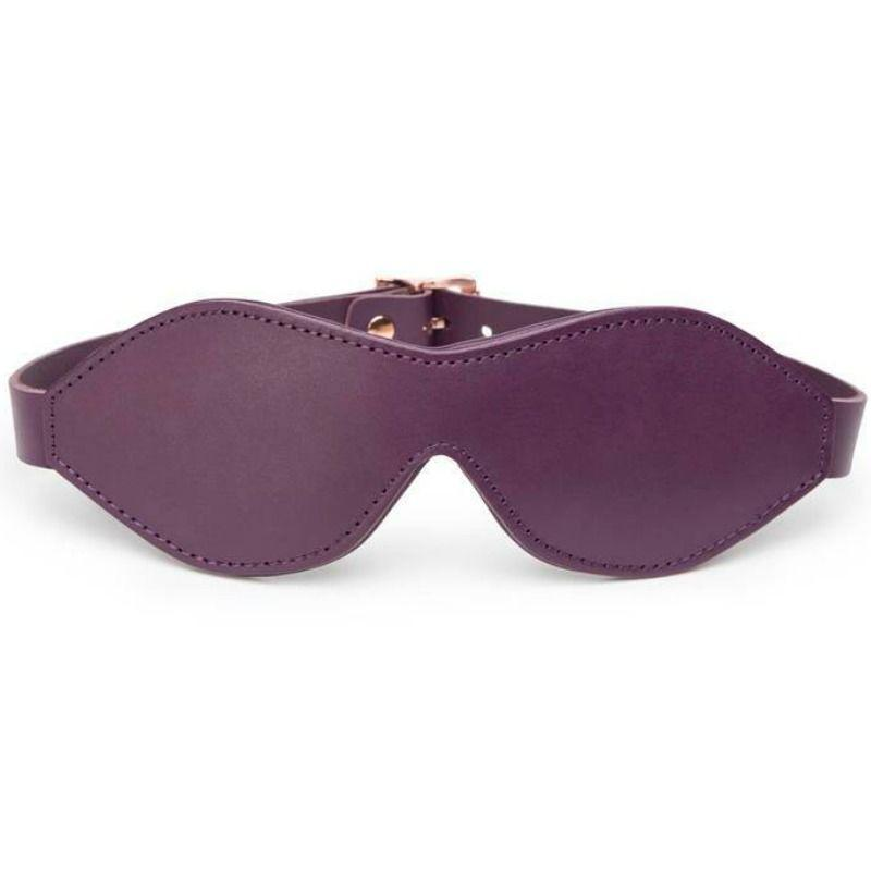 "<sale Value=""0"" /> - FIFTY SHADES FREED LEATHER BLINDFOLD"