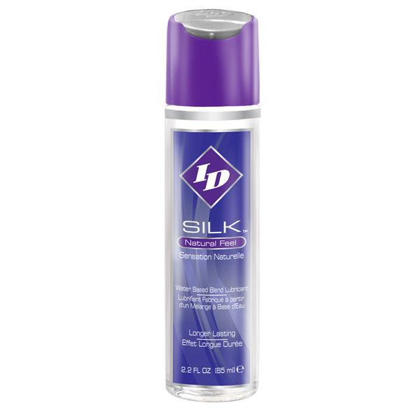 "<sale Value=""0"" /> - ID SILK NATURAL FEEL SILICONE/WATER 65 ML"