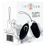"<sale Value=""0"" /> - INTENSE FLIPPY II  VIBRATING EGG WITH REMOTE CONTROL"